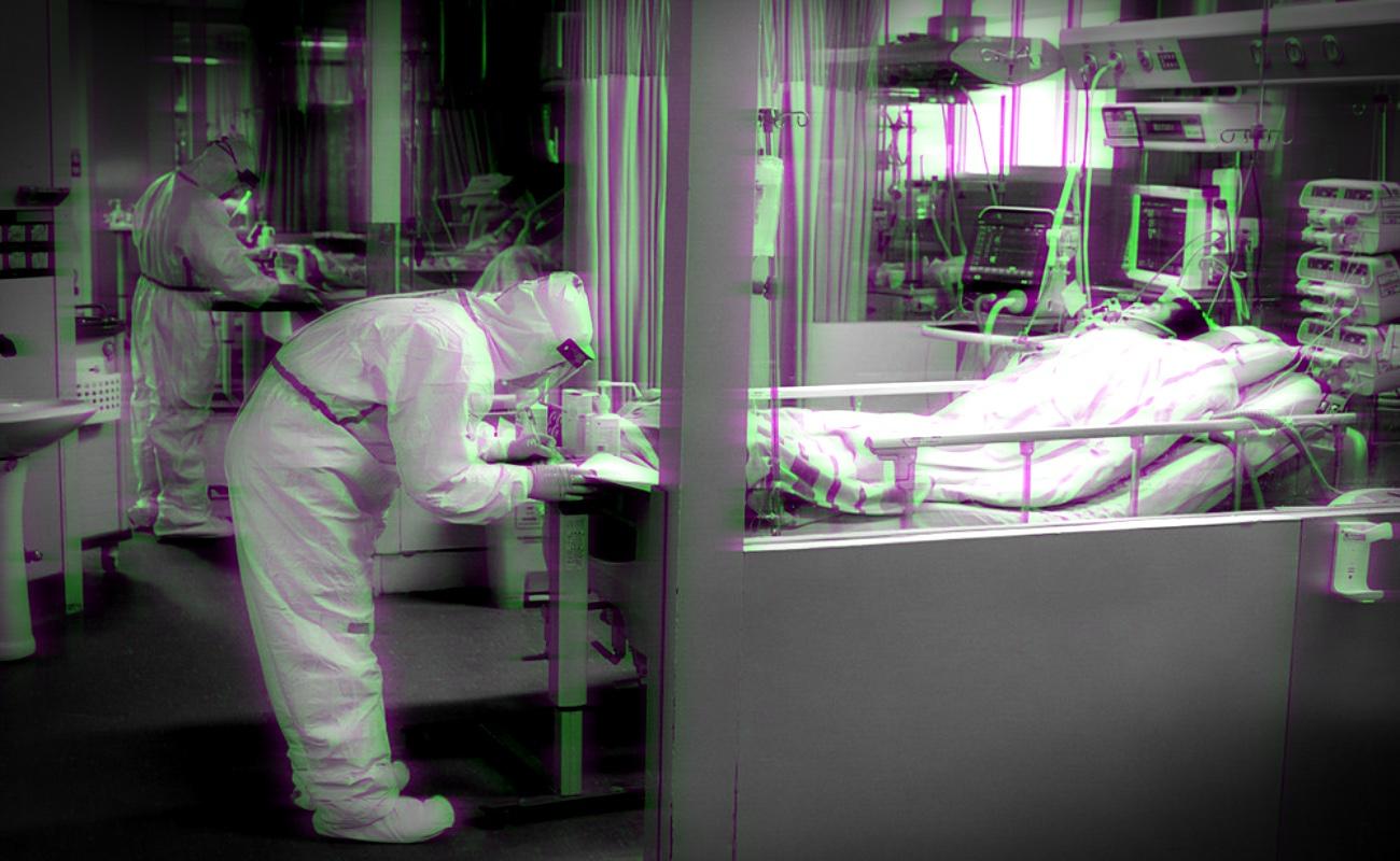 Hay 8 mil 113 camas para asistir a pacientes de pandemia