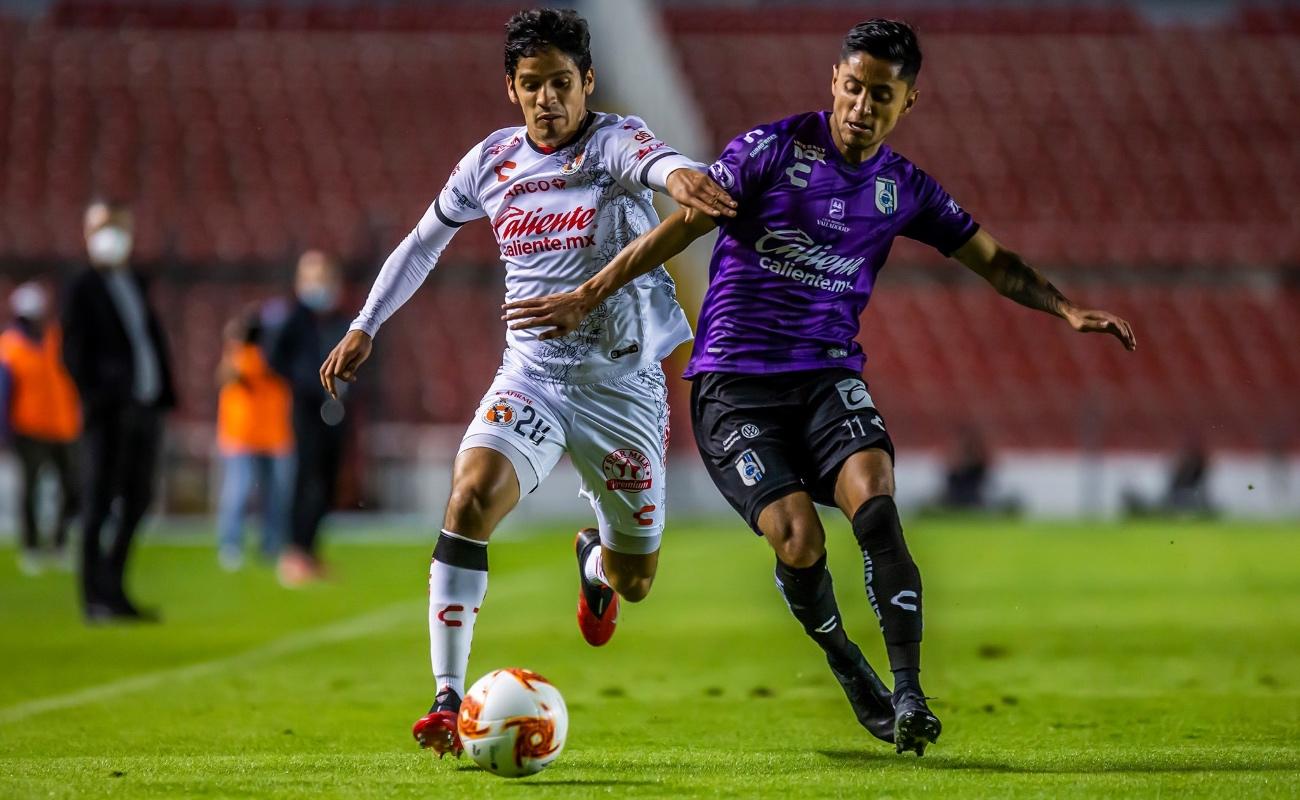 Se despide Xolos con un empate a 2 en Querétaro