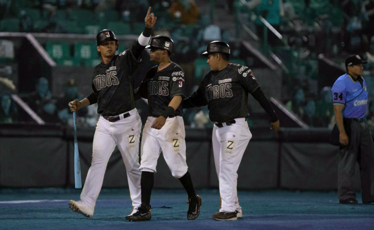 Piratas de Campeche corta racha de victorias de Toros