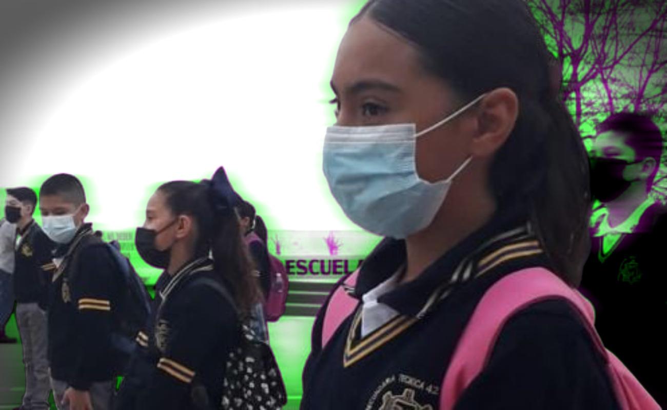 No ha repuntado la epidemia en menores de edad tras el regreso a clases: López-Gatell