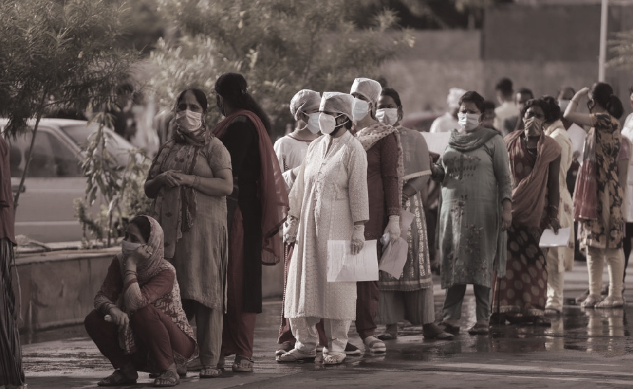 India se acerca a los 5 millones de casos confirmados de Covid-19