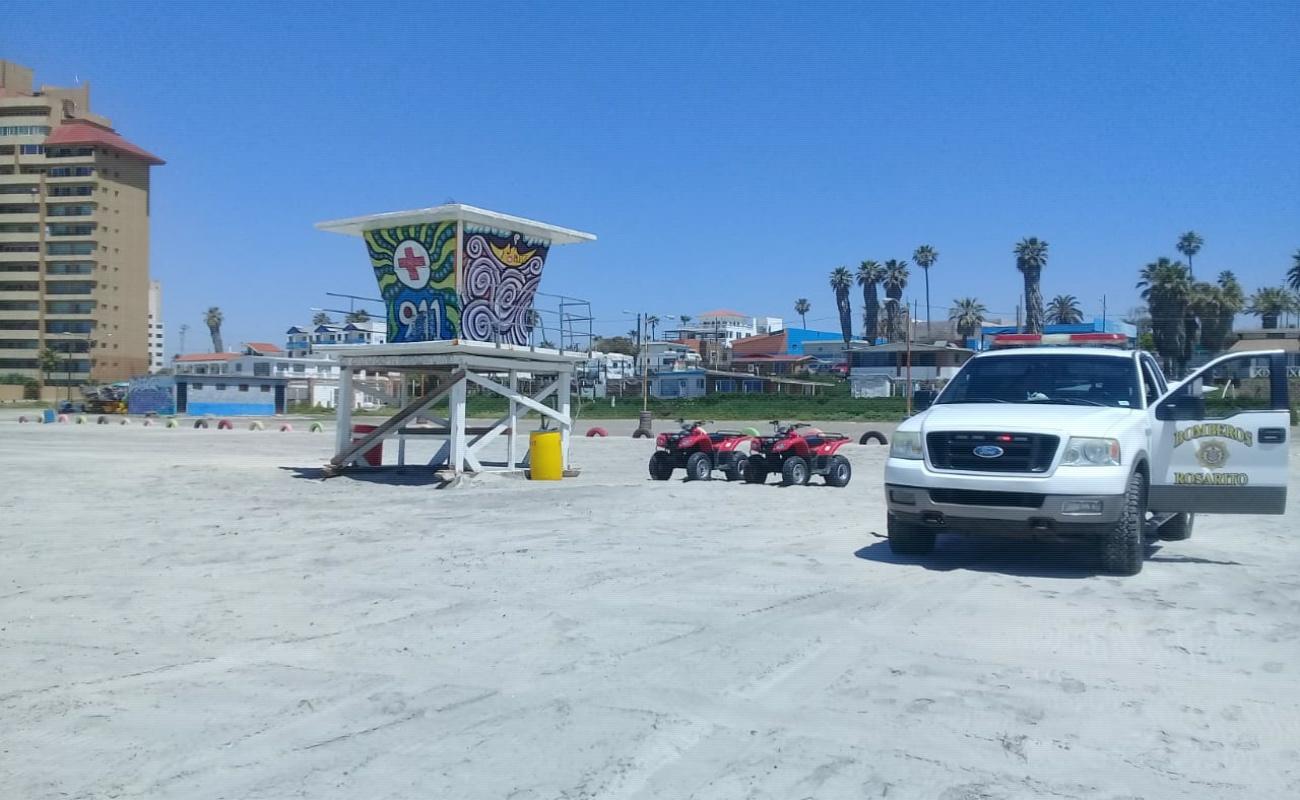 Anuncian reapertura de playas en Rosarito