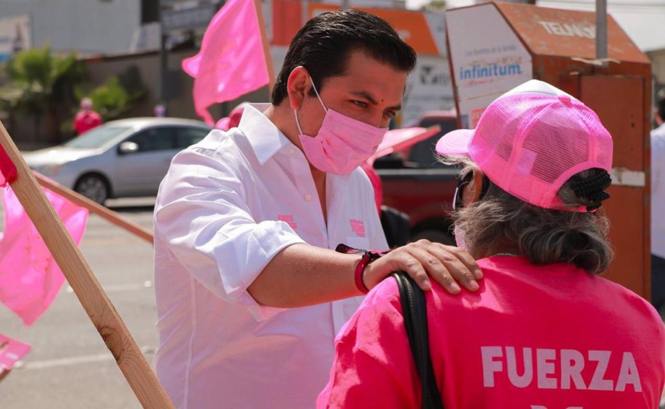 Propone Diego Lara Arregui castración química a violadores