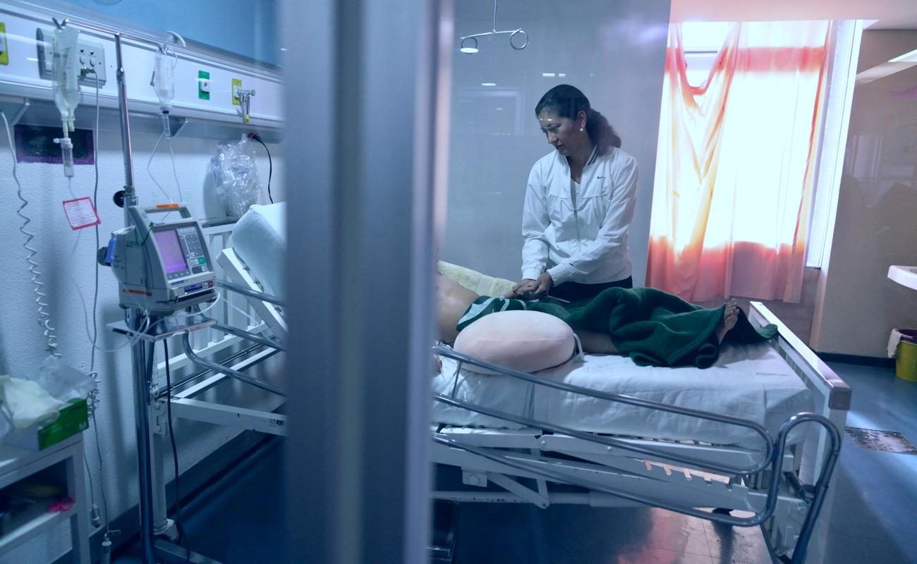 Construirán hospitales y clínicas del IMSS para universalizar salud en BC
