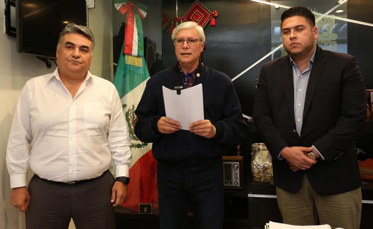 Presa El Carrizo aún no llega a niveles óptimos: Bonilla