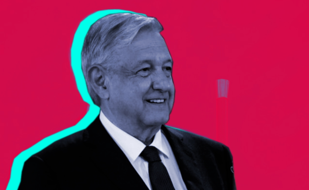 No daré ni un paso atrás, dice López Obrador ante bloqueos de campesinos