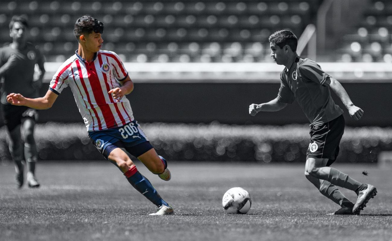 Xolos Sub 15 se quedan con el subcampeonato del Clausura 2019