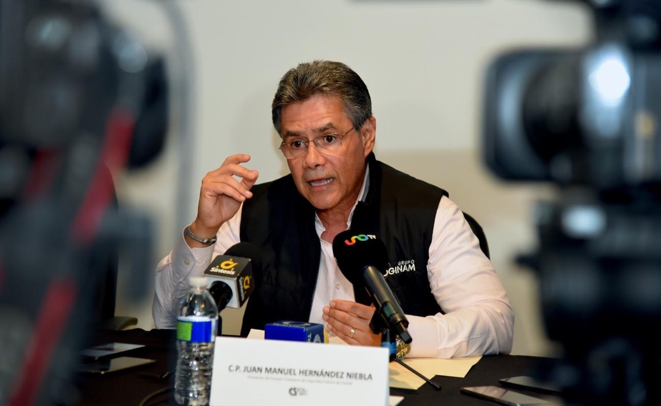 Sin resultados el combate a la inseguridad en Tijuana: Hernández Niebla