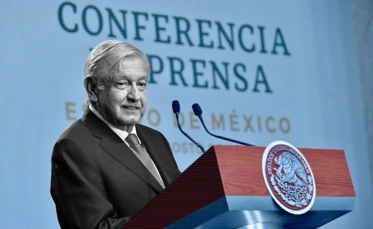 """""""Ya tocamos fondo"""", dijo López Obrador sobre la caída de la economía"""