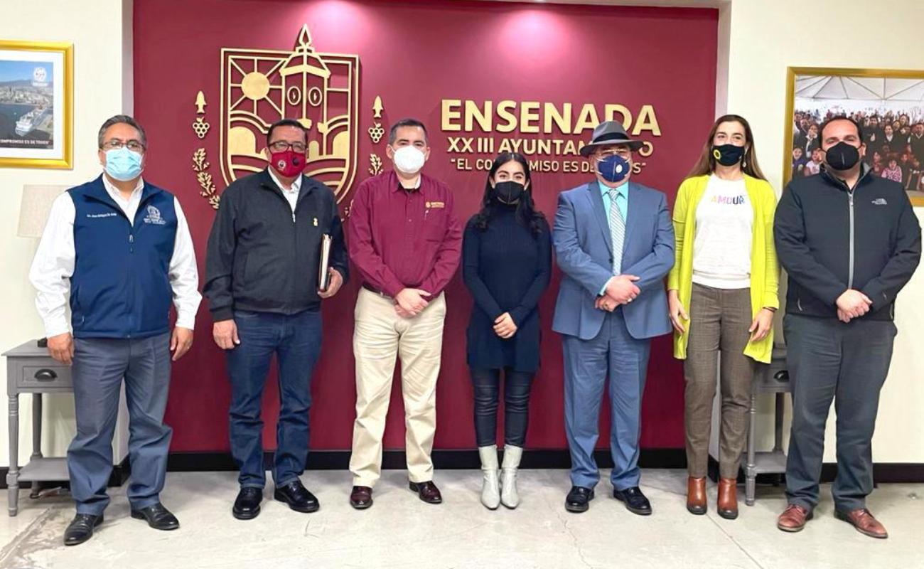 Presenta Ensenada esquemas para finiquitar adeudos con Issstecali