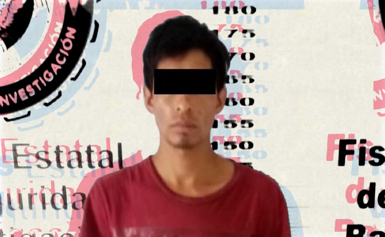 Capturan a vendedor de droga en Maneadero