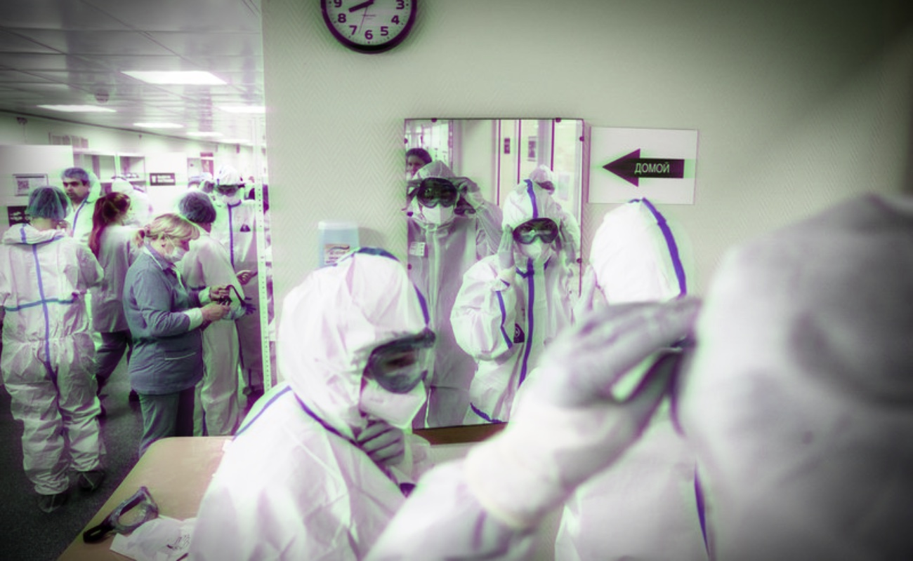 Casos de coronavirus se duplicaron en 6 semanas, alerta la OMS