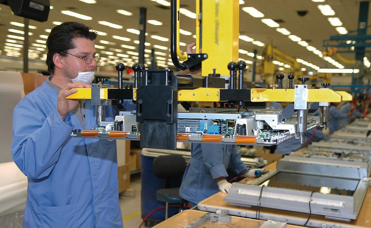 PIB de México crece 12% en el tercer trimestre impulsado por la industria
