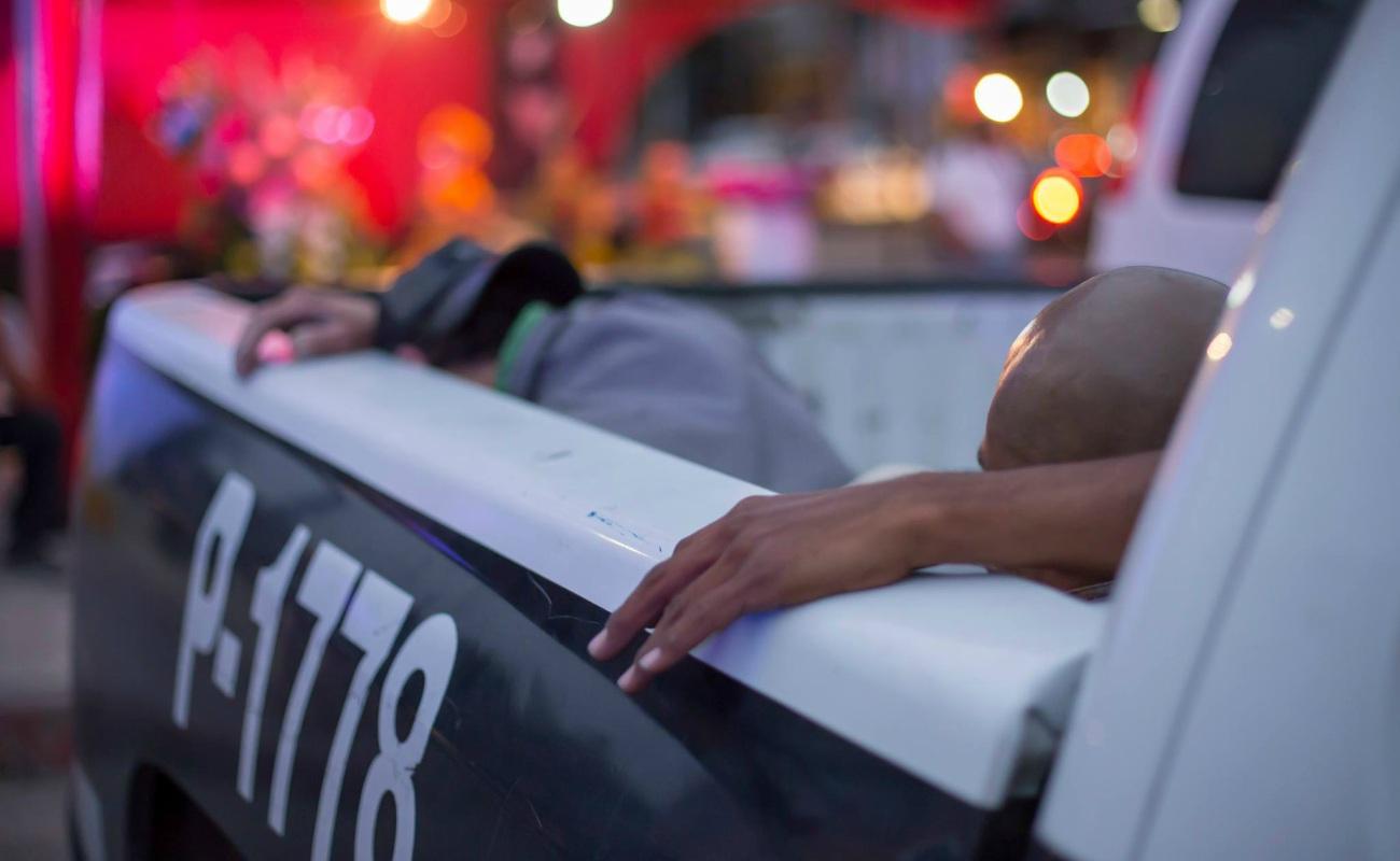 Detuvo Policía Municipal a seis homicidas en flagrancia en una semana