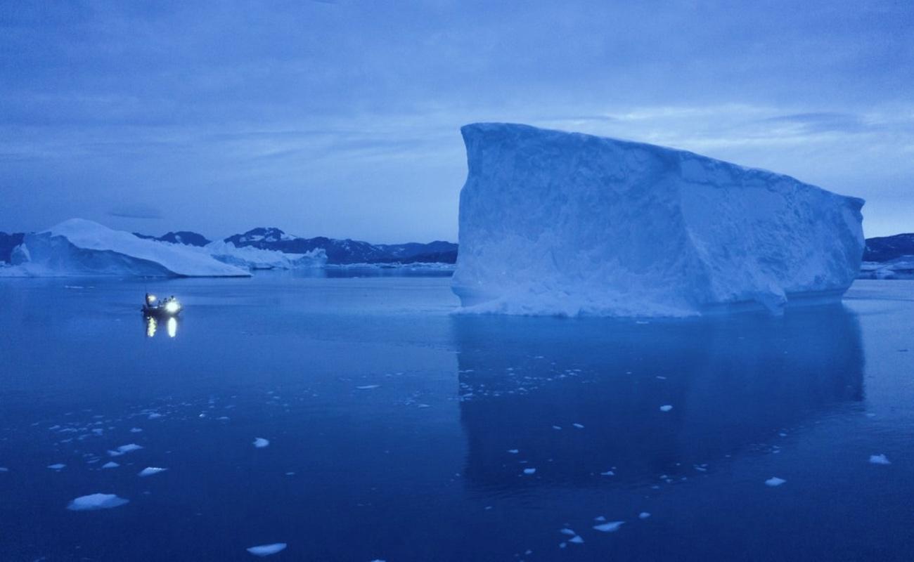 Avanza deshielo en el Ártico debido a cambio climático