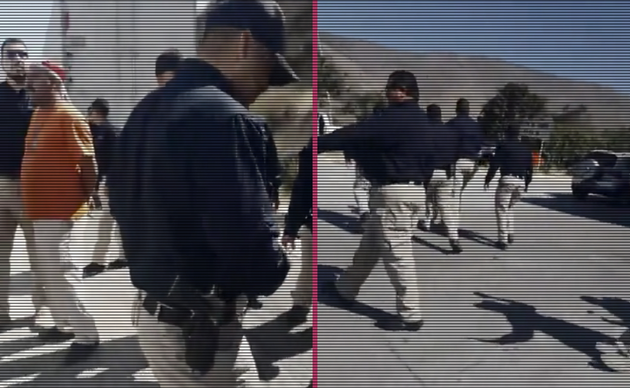 Activistas regresaron a tomar casetas y autoridad los retiró; hay detenidos