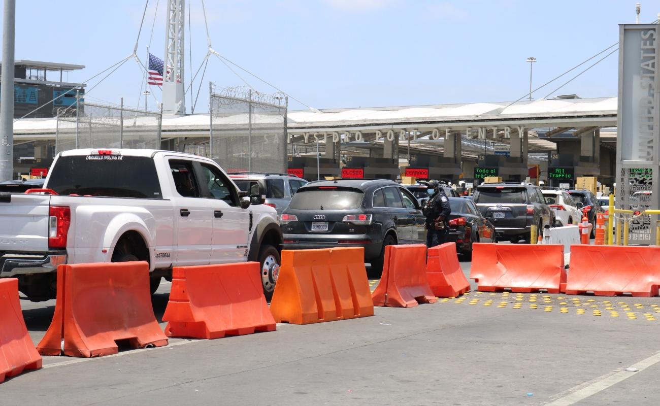 Abrirá Estados Unidos frontera a México para viajes no esenciales a partir de noviembre