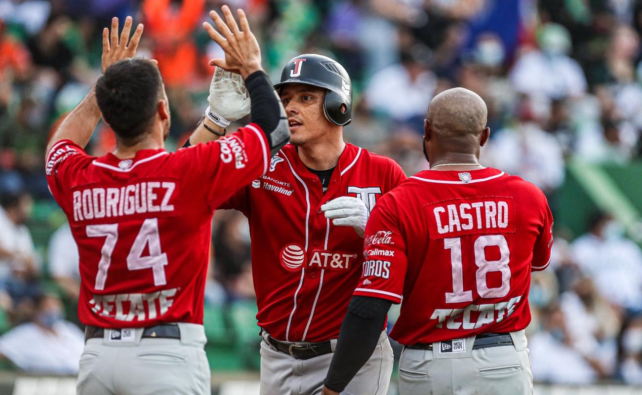 Gana Toros el quinto juego, regresa a Tijuana la Serie del Rey