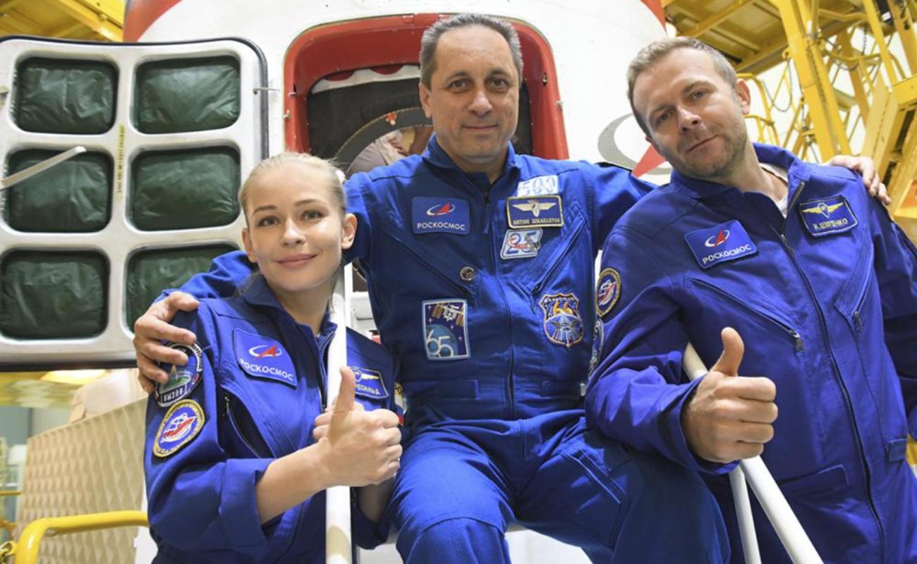 Filmará Rusia primera película en el espacio