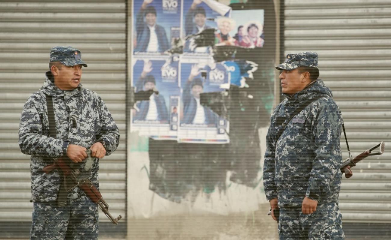México y EUA chocan en la OEA por caso Bolivia
