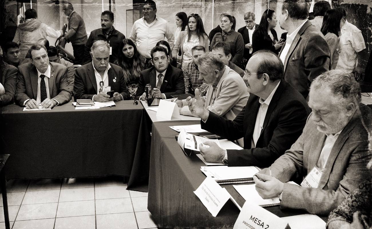 Realizan en Tijuana foro sobre reforma a la Ley de Obras Públicas