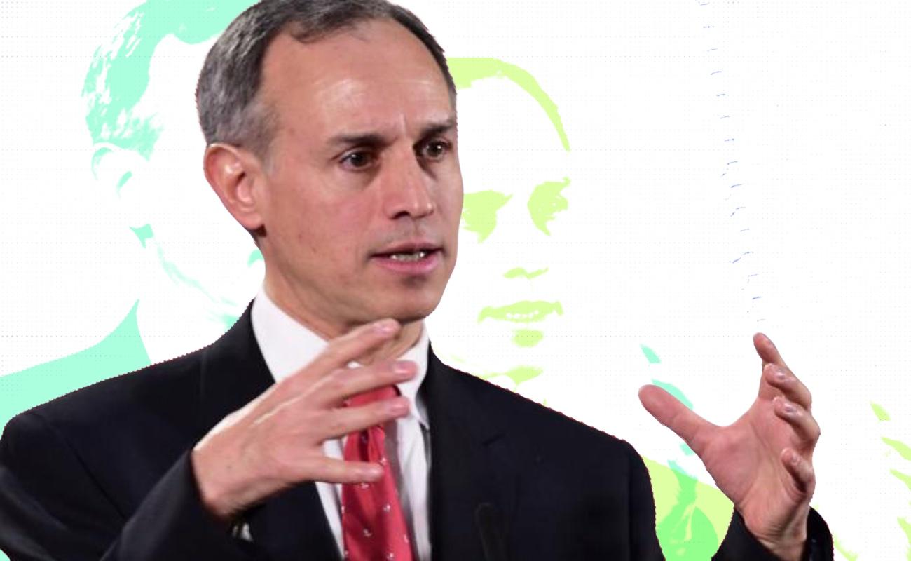 Diez gobernadores piden la renuncia de López-Gatell