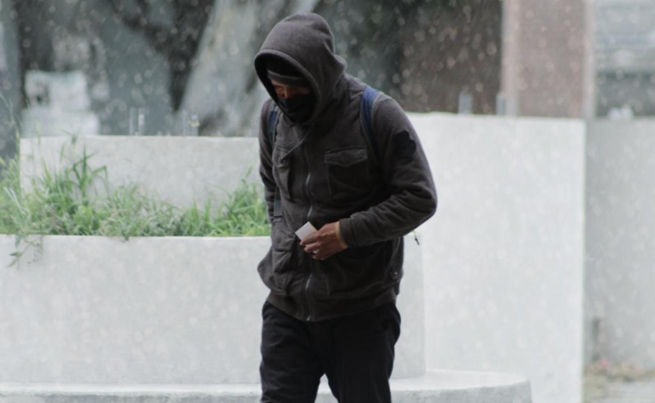 Piden extremar precauciones ante pronóstico de lluvia para el jueves