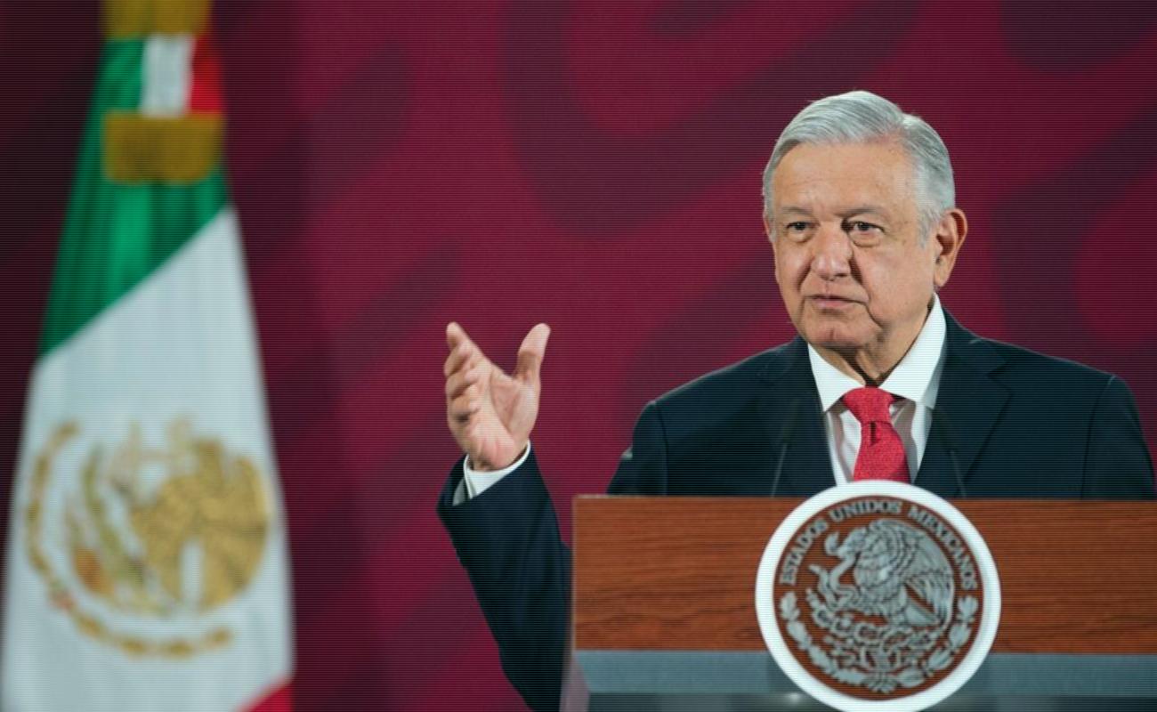 No hay desborde del coronavirus en México, asegura López Obrador