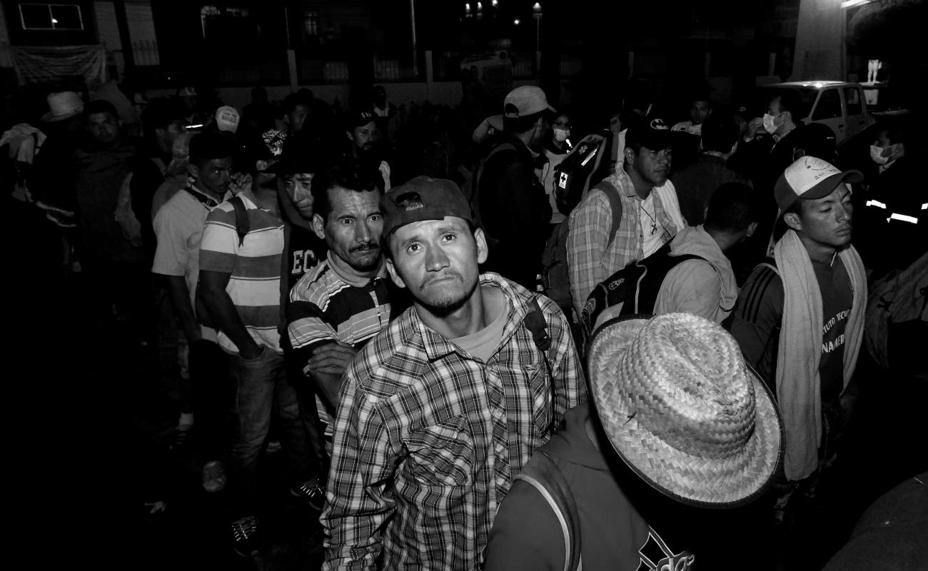 Migrantes centroamericanos avanzan hacia Córdoba, Veracruz; Puebla y CDMX
