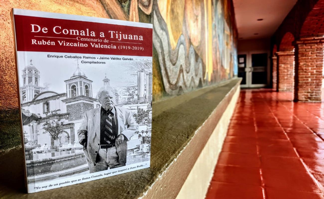 Promueve IMAC libro sobre Rubén Vizcaíno Valencia