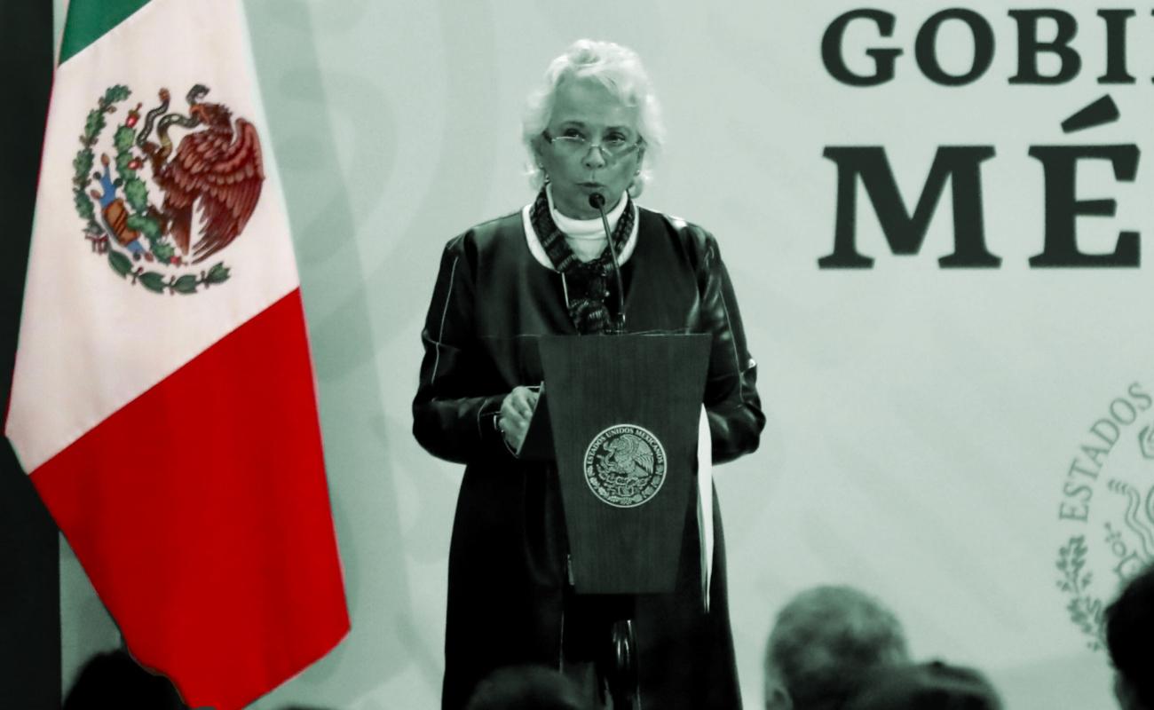 Pide Sánchez Cordero a personal del INM ayudar contra la corrupción