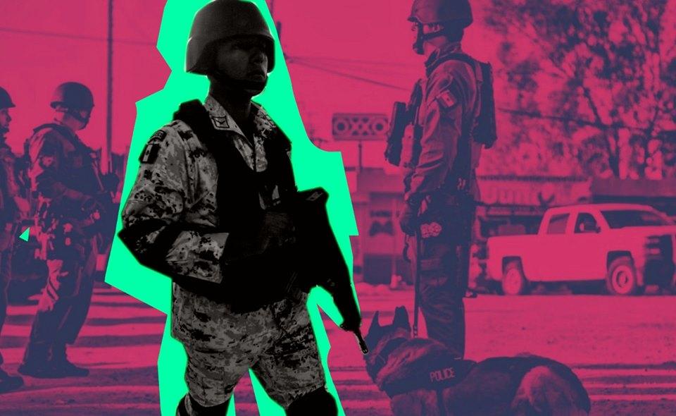 Es BC Estado de la frontera Norte de México con menos elementos de la Guardia Nacional