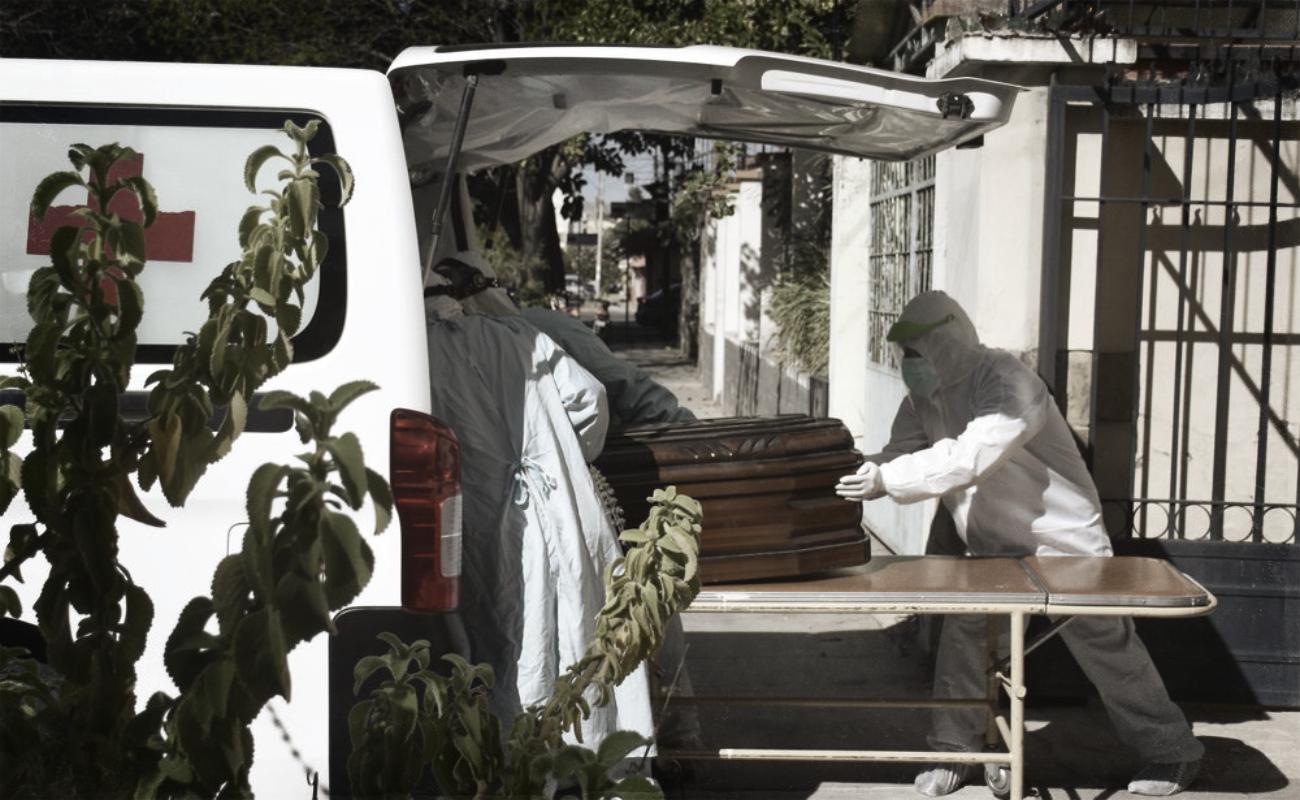 Baja California entre la entidades con mayor exceso de mortalidad por Covid-19