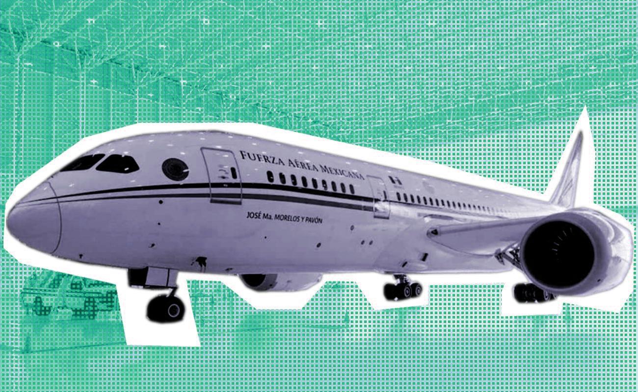 """Avión presidencial """"dejará"""" 4 mil millones de pesos: López Obrador"""