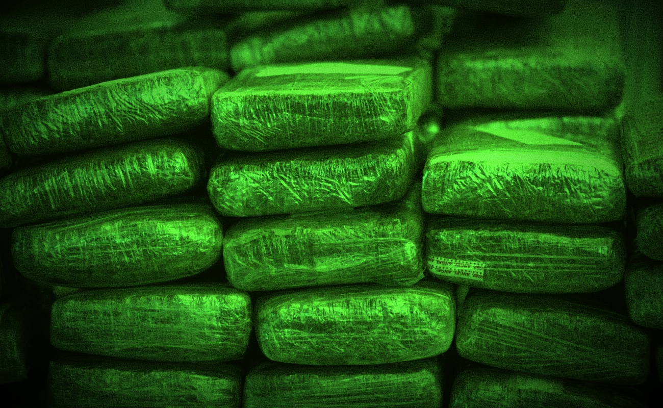 Decomisan casi 4 toneladas de marihuana en garita de Otay