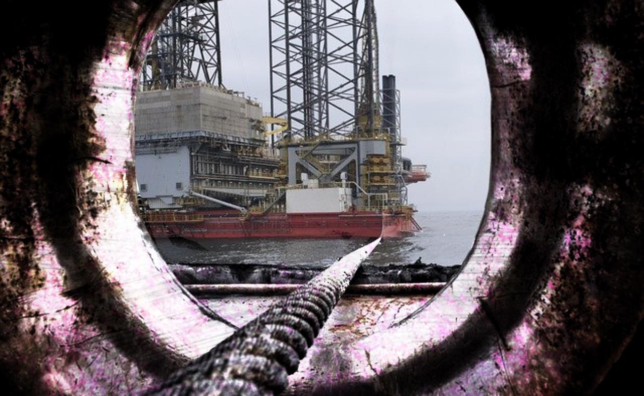 """Se """"dispara"""" precio del petróleo, llega a 84 dólares por barril"""