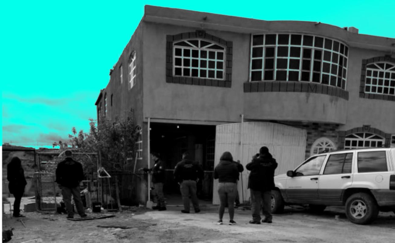 """Encuentran """"laboratorio"""" de metanfetamina en San Antonio de los Buenos"""
