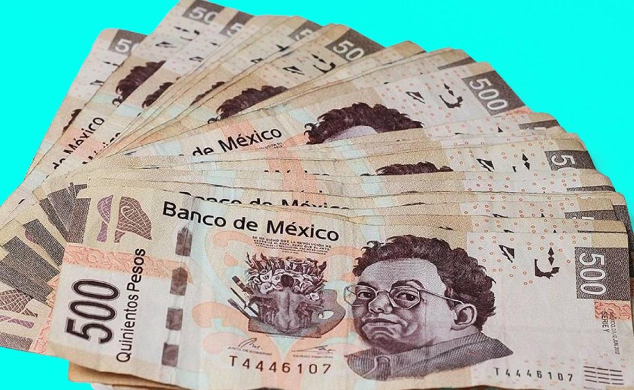 Inteligencia Financiera analiza eliminar billetes de 500 pesos para combatir lavado de dinero