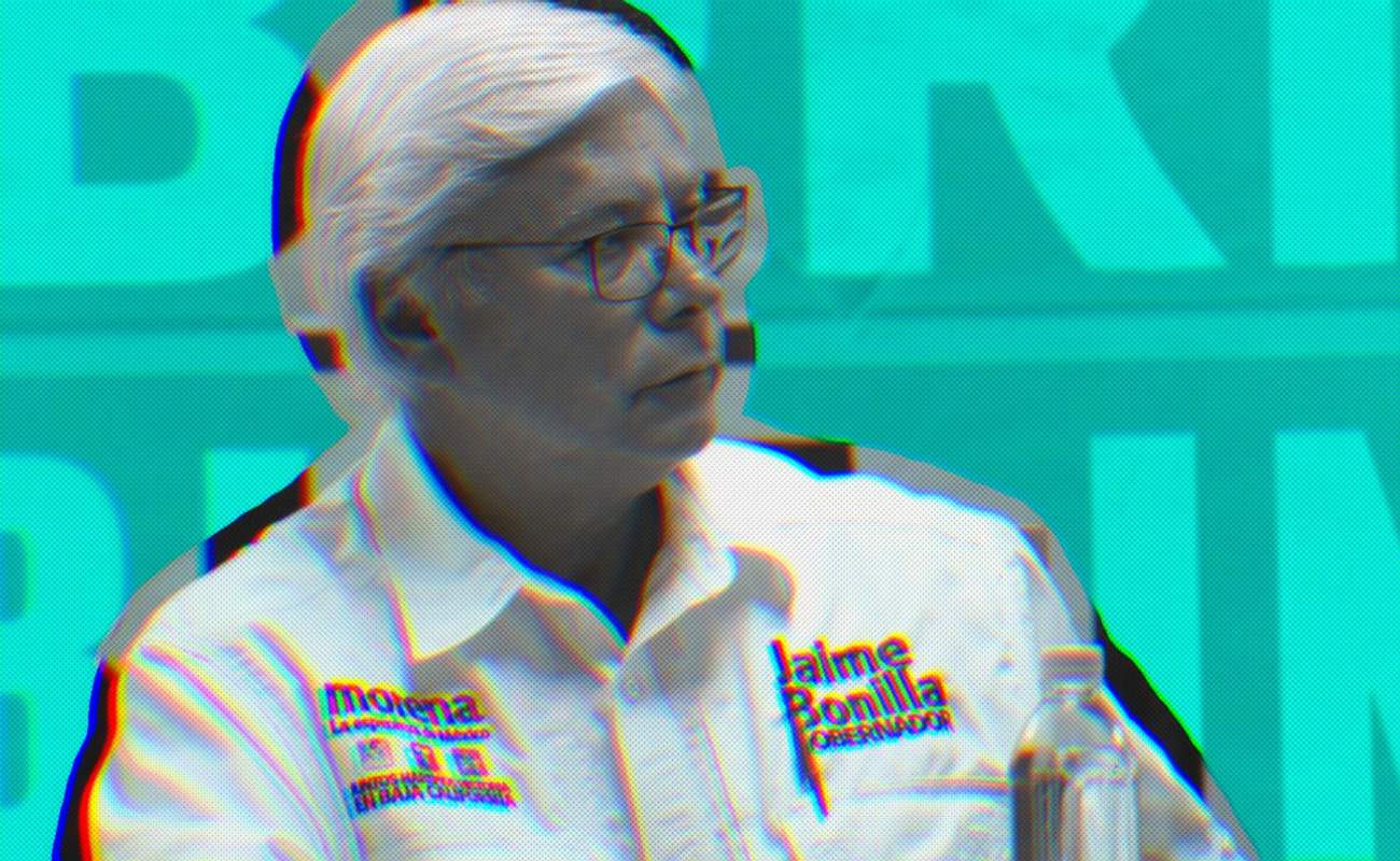 Gobernador, alcaldes y diputados de BC serán de Morena: Jaime Bonilla