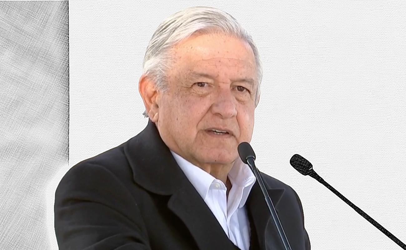 Asegura López Obrador que vacuna contra Covid no puede usarse con fines electorales