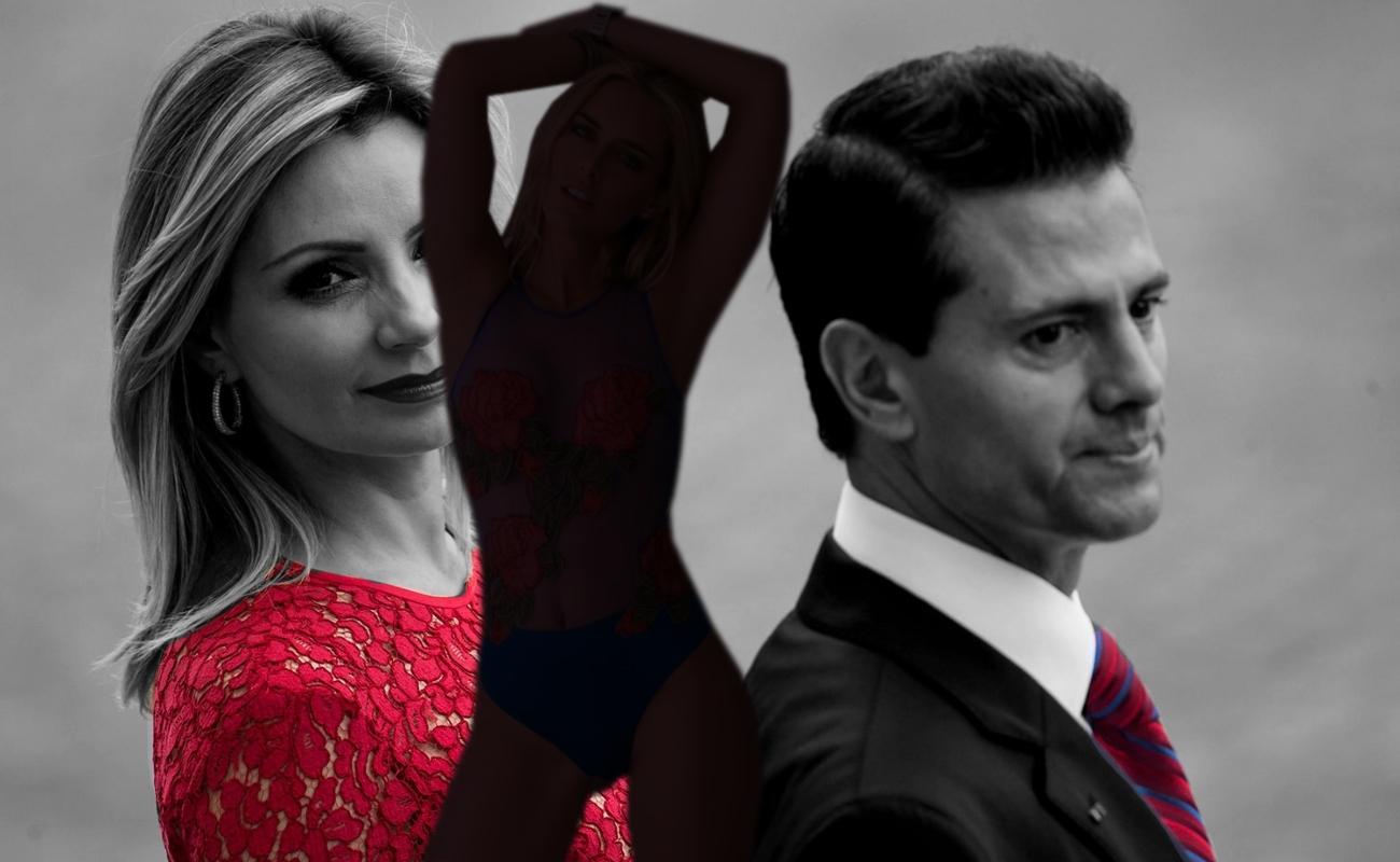 """Ella sería la nueva """"conquista"""" de Peña Nieto"""