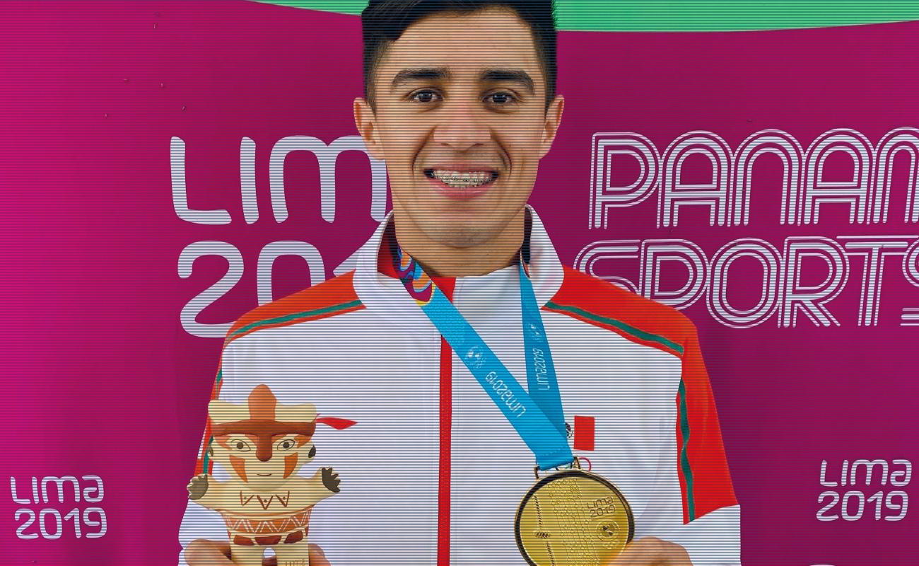 Alexis López, otro bajacaliforniano que se viste de oro en Lima 2019