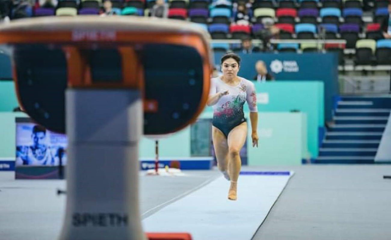 Alexa Moreno logra pase a Juegos Olímpicos Tokio 2020