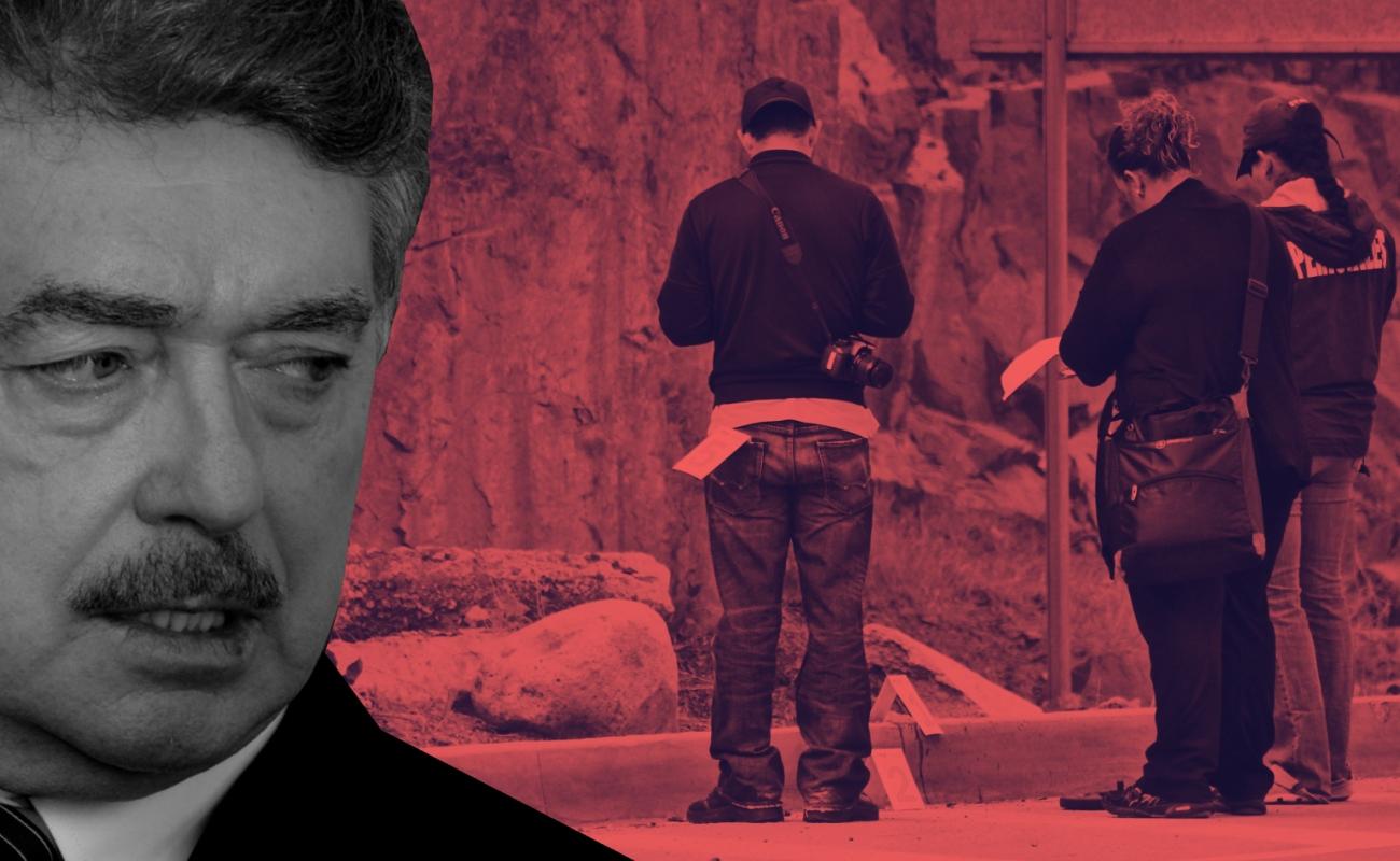 "Por narcomenudeo, 85% de homicidios en Tijuana: ""Kiko"""