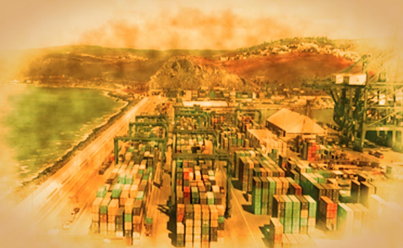 Aseguran precursores de fentanilo en la Terminal de Contenedores de Ensenada