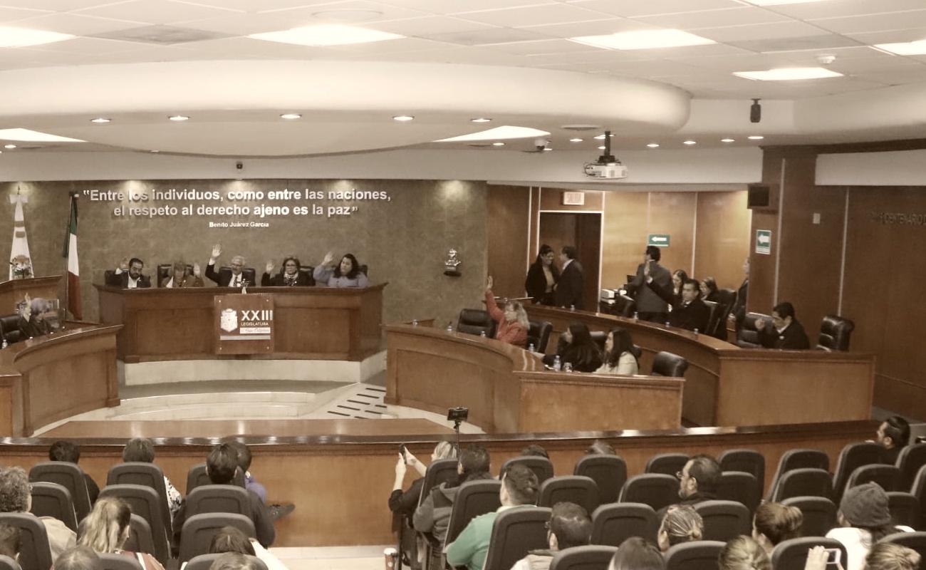 Diputados de Morena aprueban aumento a impuestos para 2020