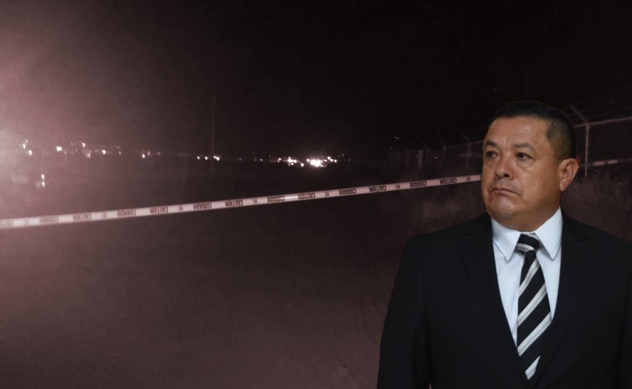 Asesinan a hombre en Maneadero