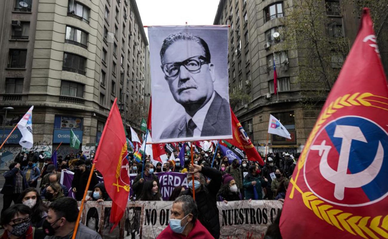 Chile recordó 48 años del golpe militar