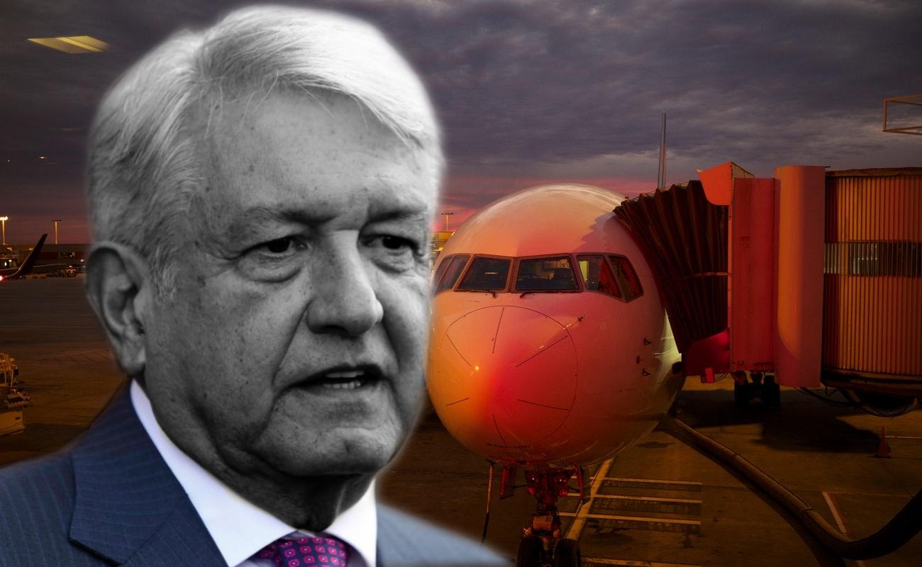 Aeropuerto de Santa Lucía será administrado por la Secretaría de la Defensa, anuncia AMLO
