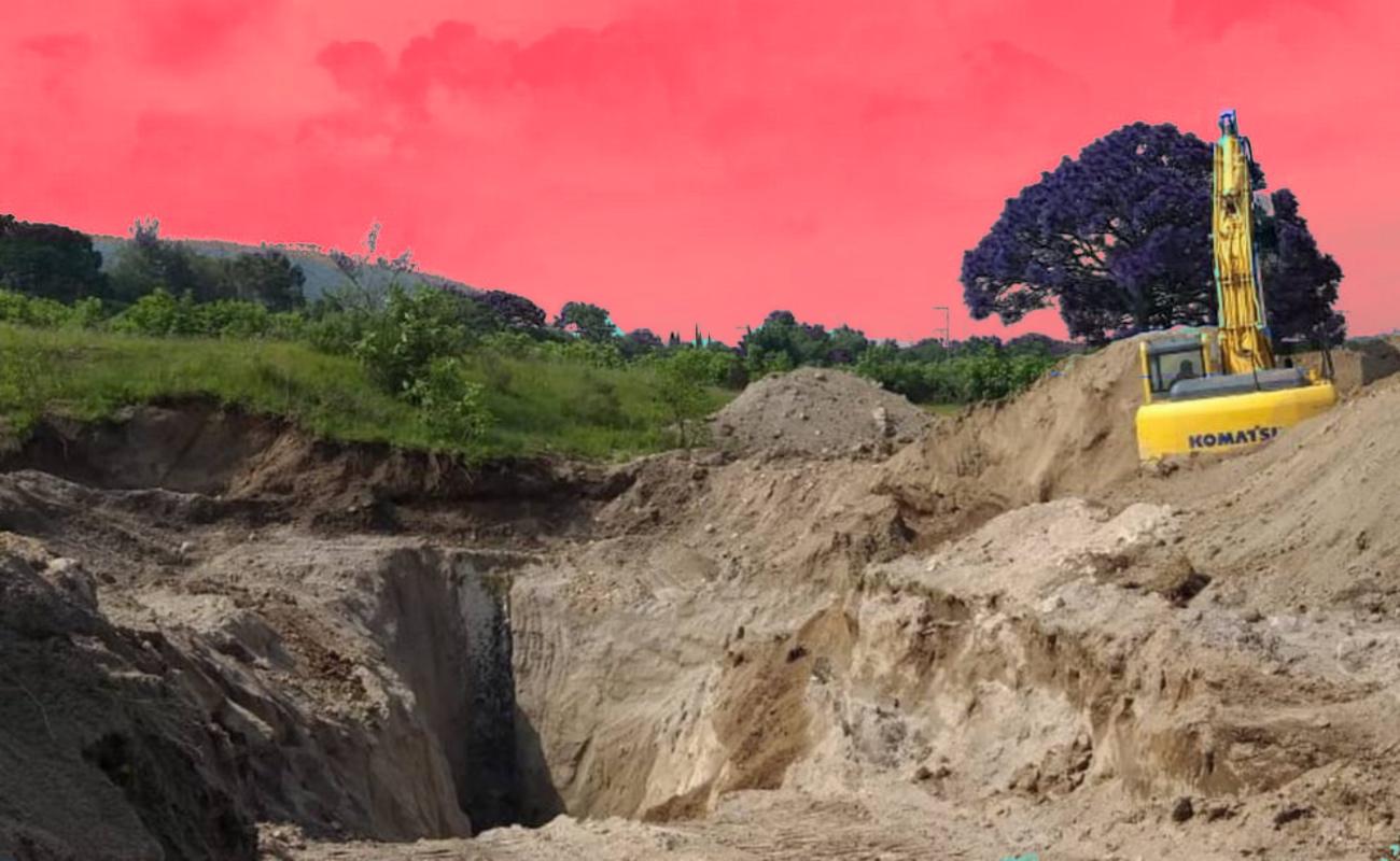 Hallan 44 cuerpos en mega fosa clandestina en Zapopan